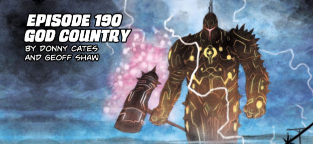 Episode 190: God Country by Donny Cates and Geoff Shaw