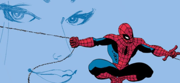 Episode 193: Spider Man Blue by Jeph Loeb and Tim Sale