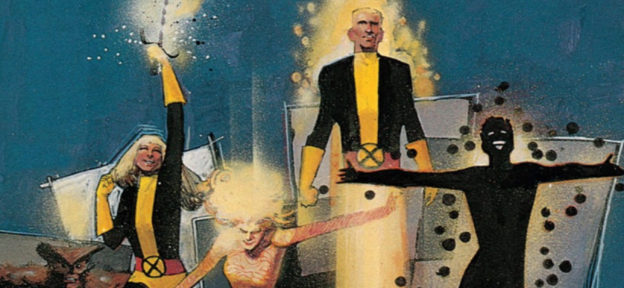 Episode 197: The New Mutants Vol 1 - 4 by Chris Claremont, Bob McCleod, Sal Buscema, and Bill Sienkiewicz