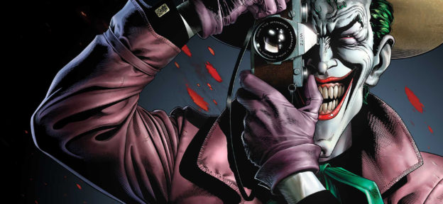 Episode 200: The Killing Joke By Alan Moore and Brian Bolland
