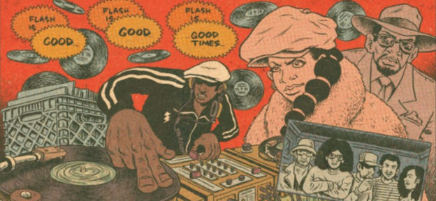Episode 201: Hip Hop Family Tree Vol 1 by Ed Piskor
