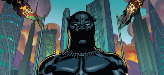 Episode 203: Black Panther Vol 1-3 by Ta-Nahesi Coates, Brian Stelfreeze and Chris Sprouse