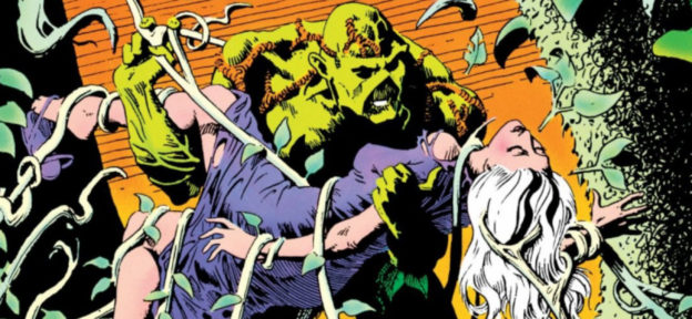 Episode 213: Saga of Swamp Thing Books 1-3 by Alan Moore, et al