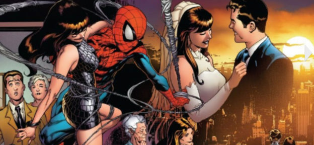 Episode 219: Spider-Man: One More Day by J. Michael Straczynski & Joe Quesada
