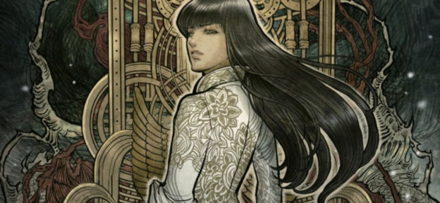 Episode 223: Monstress by Marjorie Liu and Sana Takeda