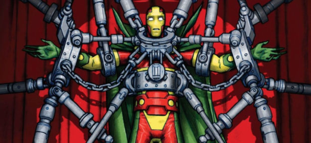 Episode 226: Mister Miracle by Tom King and Mitch Gerads