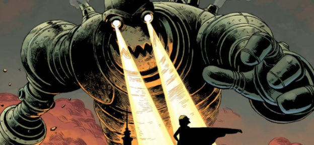 Episode 230: Black Hammer by Jeff Lemire, Dean Ormston and David Rubin