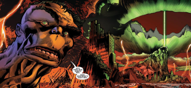 Episode 234: Immortal Hulk Vol 1-2 by Al Ewing & Joe Bennett