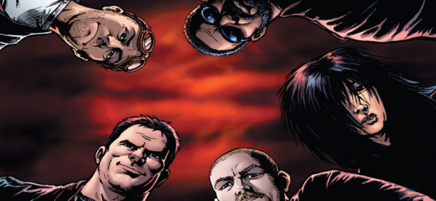 Episode 244: The Boys Vol 1-6 by Garth Ennis & Darick Robertson