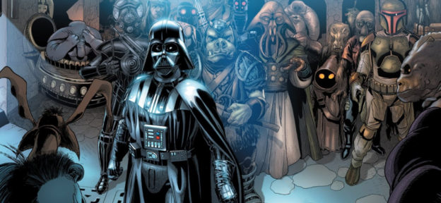 Episode 257: Darth Vader Vol 1-4 by Kieron Gillen & Salvador Larocca