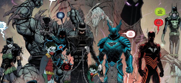 Episode 265: Dark Nights: Metal by Snyder & Capullo