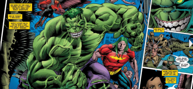 Episode 268: Immortal Hulk Vol 3-6 by Al Ewing & Joe Bennett